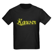 Hauser, Yellow T