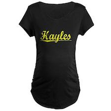 Hayles, Yellow T-Shirt