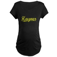 Haynes, Yellow T-Shirt