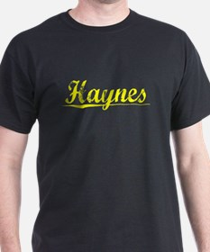 Haynes, Yellow T-Shirt