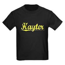 Hayter, Yellow T