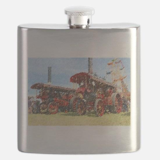 Showmans water Flask