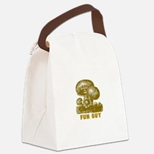 Fun Guy Canvas Lunch Bag