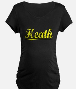 Heath, Yellow T-Shirt