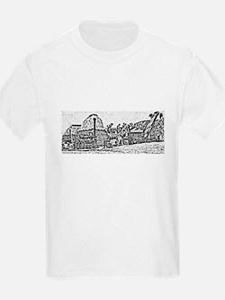 Threshing T-Shirt