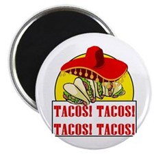 Reno 911 Tacos Tacos Magnet