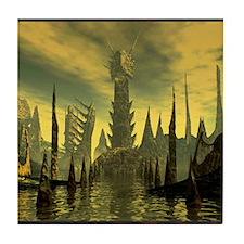 R'lyeh Tile Coaster