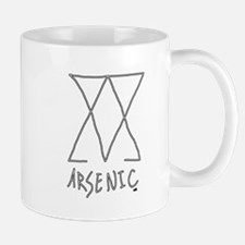 Arsenic is a chemical element with symbol As and a