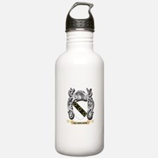 Clarkson- Family Crest Water Bottle
