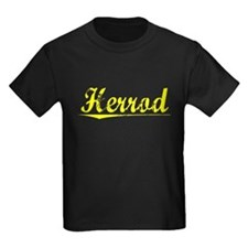 Herrod, Yellow T