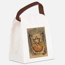 Shema & Shofar Canvas Lunch Bag