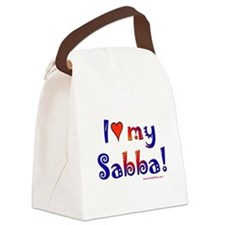 I love my Sabba Canvas Lunch Bag