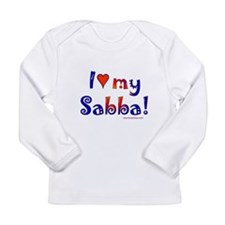 I love my Sabba Long Sleeve Infant T-Shirt