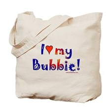 I love my Bubbie Tote Bag