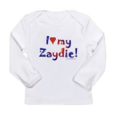 I love my Zaydie Long Sleeve Infant T-Shirt