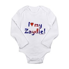 I love my Zaydie Long Sleeve Infant Bodysuit