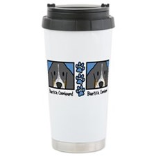 Unique Bluetick coonhounds Travel Mug