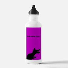 Make Cancer Extinct Dinosaur Designer Purple Stain