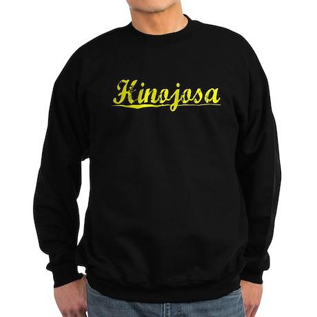 Hinojosa, Yellow Sweatshirt (dark)
