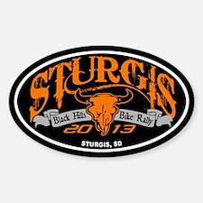 Sturgis 2013 Decal