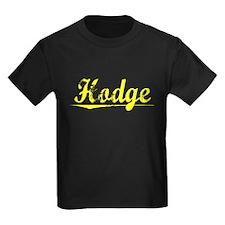 Hodge, Yellow T