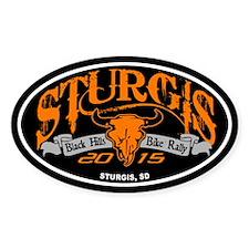 Sturgis 2015 Decal