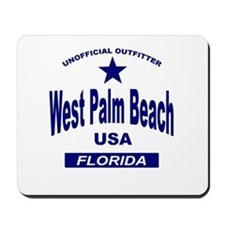 West Palm Beach Mousepad