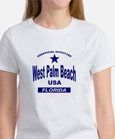 West Palm Beach Tee