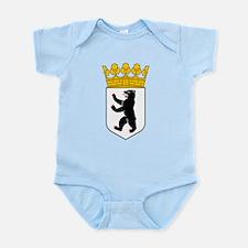 Berlin Coat of Arms Infant Bodysuit