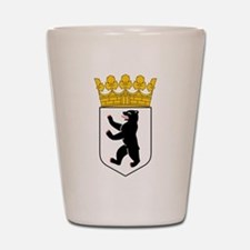 Berlin Coat of Arms Shot Glass