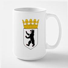 Berlin Coat of Arms Large Mug