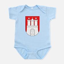 Hamburg Infant Bodysuit