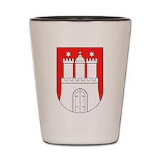 Hamburg Shot Glass