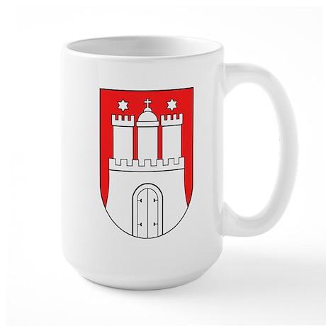 Hamburg Large Mug