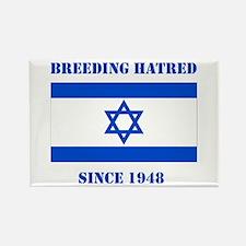 Cute Anti israel Rectangle Magnet