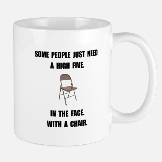 High Five Chair Mug