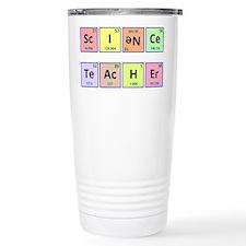 Science Teacher Travel Coffee Mug