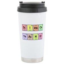 Science Teacher Travel Mug