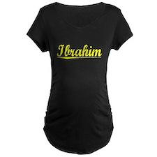 Ibrahim, Yellow T-Shirt