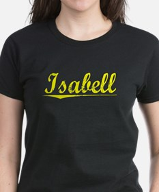 Isabell, Yellow Tee