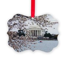 Unique Cherry blossom season washington dc Ornament