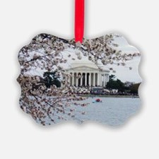 Cute Cherry blossom tidal basin Ornament