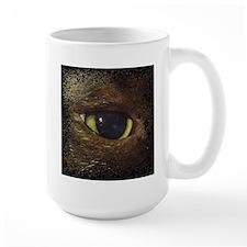 9 Cat Eyes, Eye A Mug