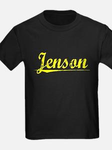 Jenson, Yellow T