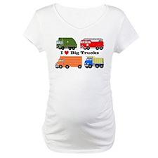 I Heart Big Trucks Shirt