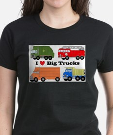 I Heart Big Trucks Tee