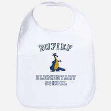 DuFief Elementary Dragon Bib