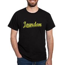Jourdan, Yellow T-Shirt