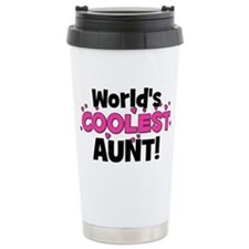 Cool Auntie to be Travel Mug
