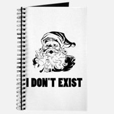 Santa Dont Exist Journal